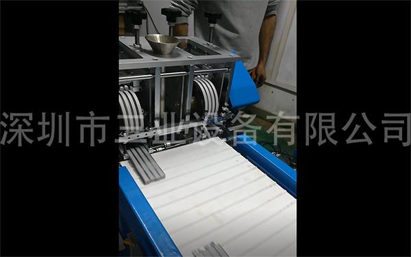 北京单双面滚胶机