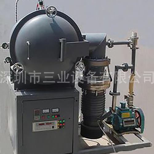 冲氮式钎焊炉