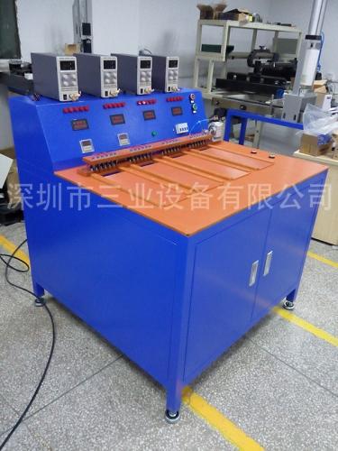 电阻温度耐压测试机