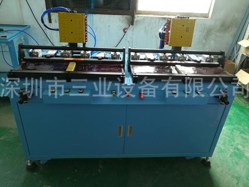 三工作台通电固化机