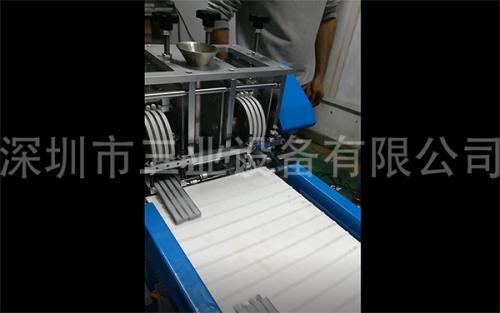 北京上下面滚胶机