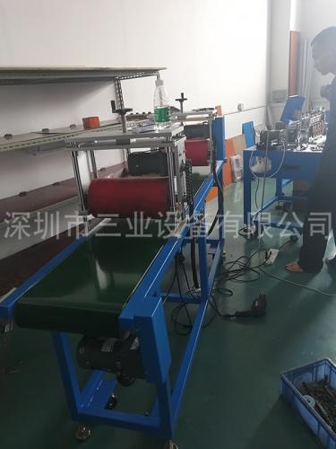 北京单面滚胶机